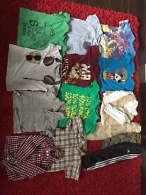 Boys size 3-4 bundle of clothes