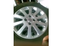 """16"""" spare wheels for vauxhall"""