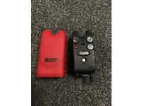 Delkim txi+ Red with case and dlock
