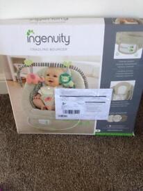 Ingenuity Cradling Bouncer *BNIB