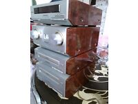 Technics hd 560 4x stack system