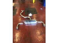 Mk6 Golf GTi Milltek Cat Back exhaust