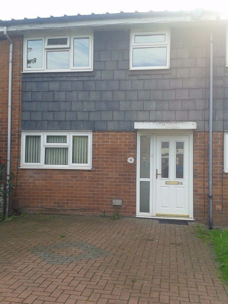***LET AGREED***3 BEDROOM TOWN HOUSE-NORTHWOOD-LOW RENT-DSS ACCEPTED-NO DEPOSIT-PETS WELCOME^