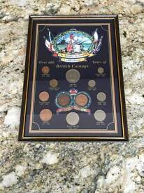 The Royalty and Empire Coin Collection