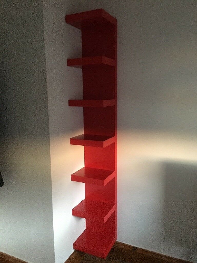 Ikea Red Shelving Unit In Cheltenham Gloucestershire Gumtree