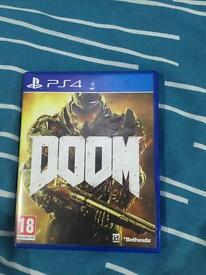 Doom ps4 PlayStation game