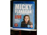 Mickey Flanagan an another fing Blu ray