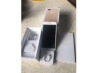 iPhone 7 plus 256gb brand new in box