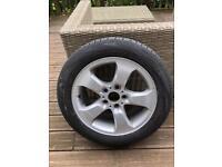 BMW X3 WHEELS @ Winter Tyres