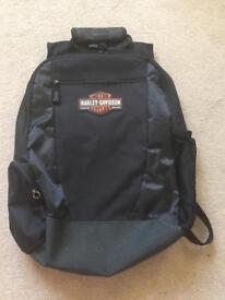 Harley Davidson Ruck Sack/Laptop Bag