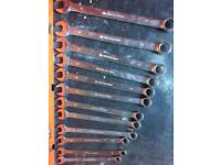 Bluepoint (snap on) spanner's