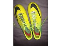 Nike Football Boots Boys Size 3