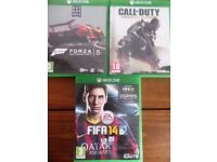 Boxed Xbox One 500GB - Complete with Fifa 13, Forza 5 & Call of Duty - Great Condition £195