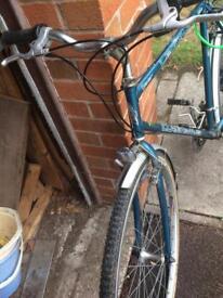 Men's bicycle Dawes touring