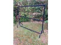 6ft heavy duty clothes rail