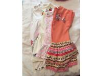 Baby girl's 9-12months clothes bundle