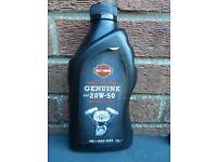 Harley-Davidson 20w-50 Oil