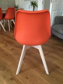 6 x Habitat dining chairs