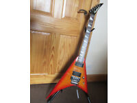 Jackson Randy Rhoads electric guitar, made in Japan