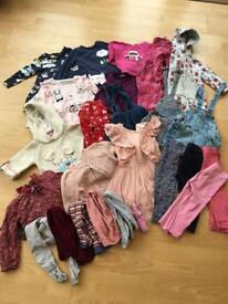 18-24mth Girls Clothes Bundle
