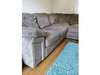Corner sofa bed very good condition