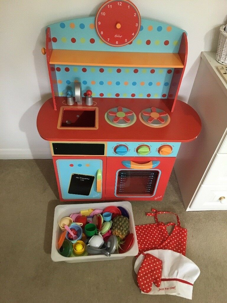 Hamleys Play Kitchen And Accessories 20 In Richmond London