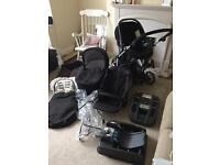 Mamas and Papas Primo Viaggio car seat, buggy and more