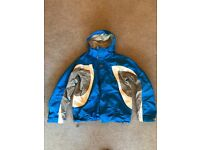 Helly Hansen Large blue snow jacket