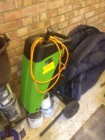 Challenge Electric Garden Shredder for sale £45 ono