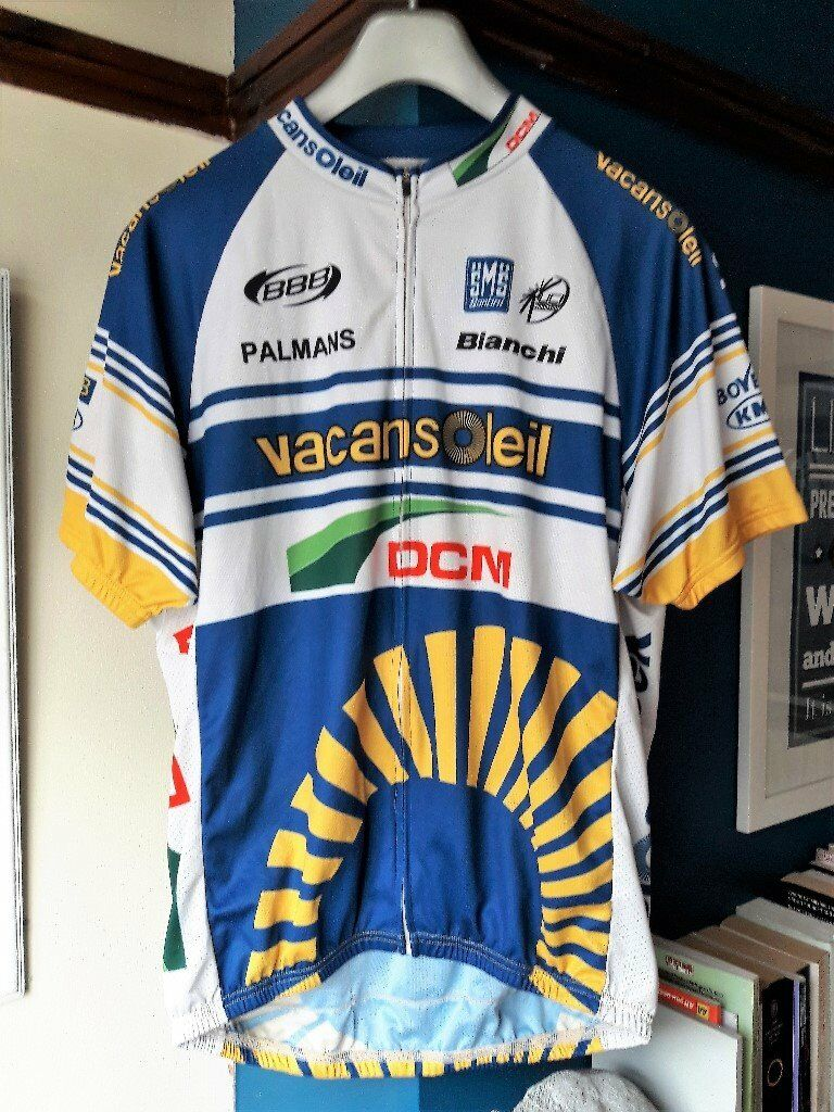 Cycling Jersey, Bianchi, SMS Santini, BBB, Vacansoliel