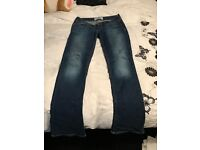 Hollister jeans size 5s