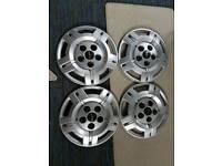 """Fiat Ducato 16"""" Wheel Trims (4)"""