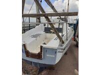 Sailing Boat, Snapdragon 23