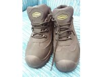 Gents Safety Trainers Shoes Size 10.5