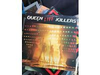 Queen live killers vinyl album