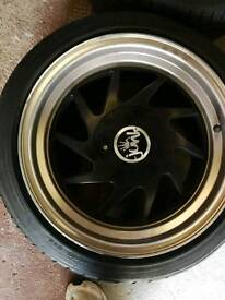 5 stud multi fit alloys