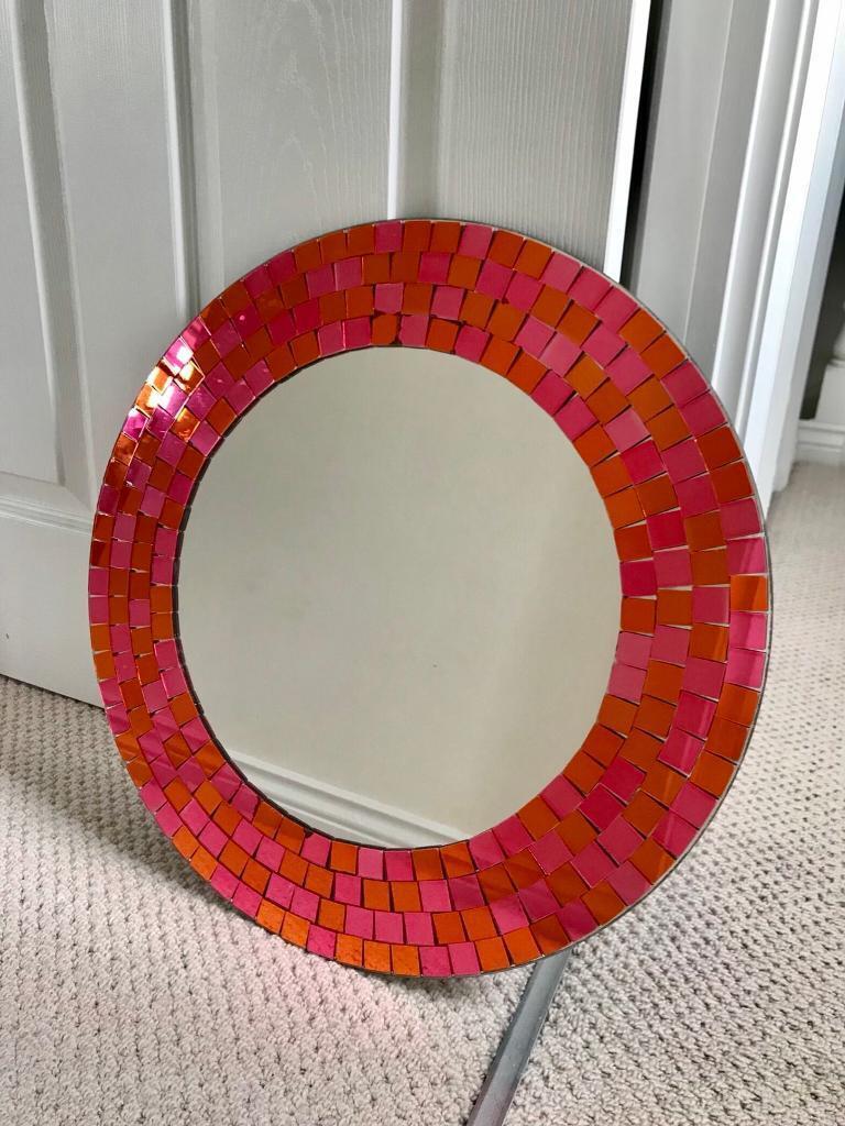 Ikea Tranby Mosaic Mirror