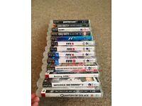 PS3 Games Assortment