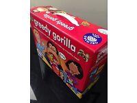 Orchard Toys Greedy Gorilla (Brand New)