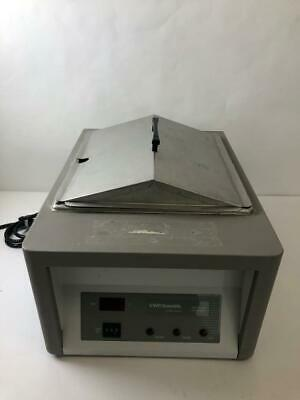 Digital Vwr Scientific Water Bath Model 1235 - 15l Capacity With Lid