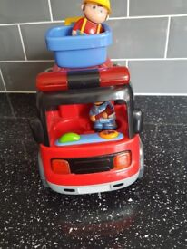 Early learning centre happy land fire engine
