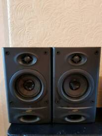 Amps and speakers