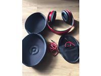 Red Beats Headphones (Original Release)