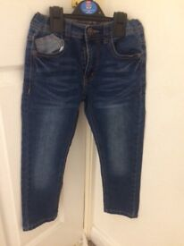 Kids boys jeans age 5-6 years
