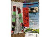 V Festival 2 x VIP Weekend Tickets (face value £480 - will listen to offers)