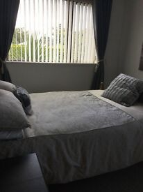 Double room with Double Bed & Own Bathroom