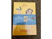 Disney princess book set - gifts-BRAND NEW