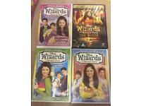 Wizards of Waverley Place DVD set PLUS Movie!