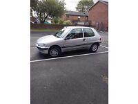 Peugeot 106 2002 1.1 litre swap / sell bargin !!! buy it now!!!