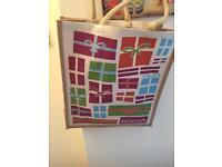 Sea salt shopping bag